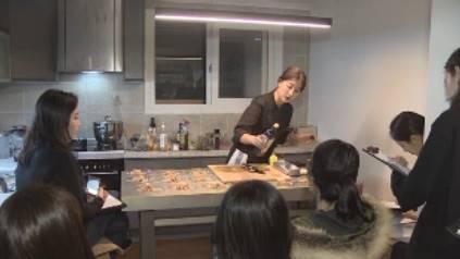 요리 배우며 사교모임 까지…진화하는 '요리강습'