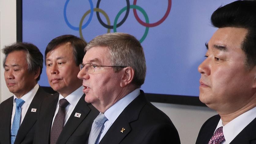 남북, 도쿄올림픽 함께 뛴다…4개 종목 단일팀 합의