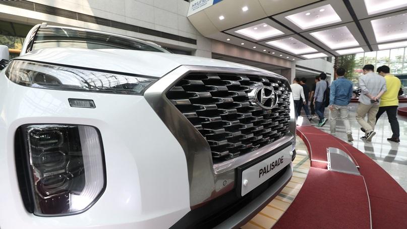 현대차, '신차 효과'에 1분기 영업익 전년비 21% 증가