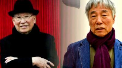 '韓 현대미술 거목' 박서보·이우환, 나란히 전시회 개최