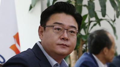 한국당 김성원 의원 교통사고…운전하던 비서관이 '음주'