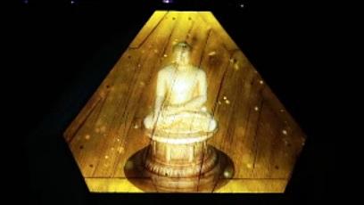 '3D 홀로그램'·'옵스큐라'…미디어 아트로 돌아본 문화유산