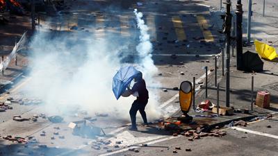 [포커스] 홍콩 시위 6개월…전쟁터 된 '동양의 진주'  앞날은?