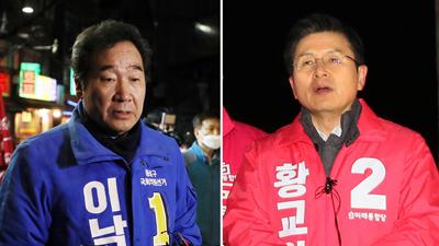 공식 선거운동 시작…與野, 수도권 민심잡기 총력전