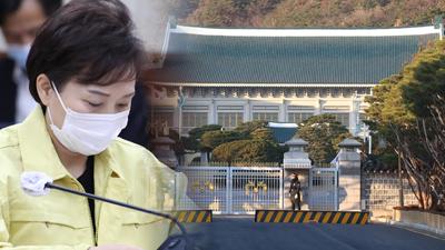 文, 김현미 장관 긴급 호출…'다주택자 부담 강화하라' 지시