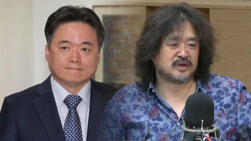 최승호 前MBC 사장 '김어준, 상상으로 음모론…틀린 건 인정하고 사과해야'