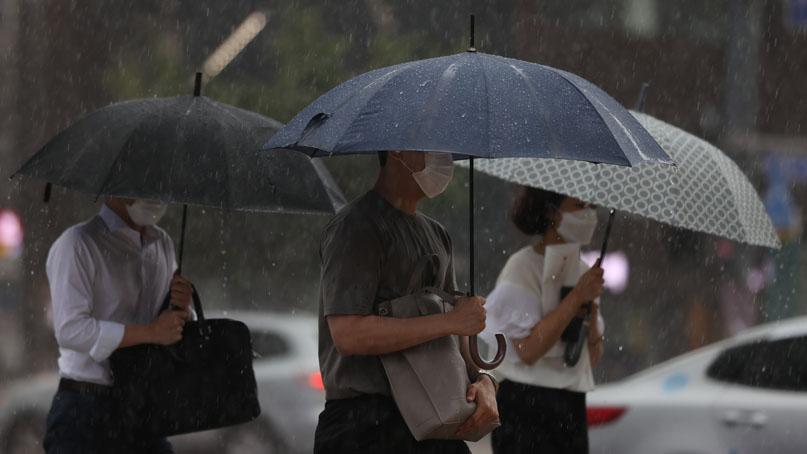 태풍 '장미' 10일 제주 상륙…300㎜ 비 더 온다