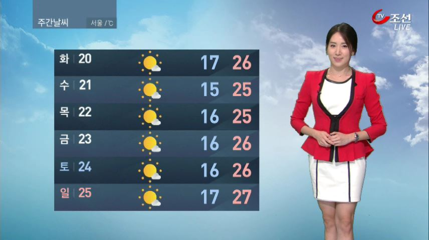 [9월 18일 뉴스쇼 판 날씨] 내륙, 대체로 맑아요…선선한 초가을