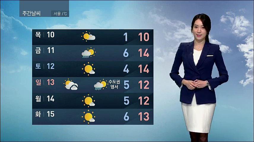 [11월 9일 오전 날씨] 전국 대부분 한파주의보…서울 -3도