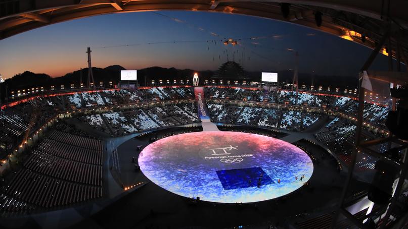 17일간의 열전, 평창동계올림픽 폐막