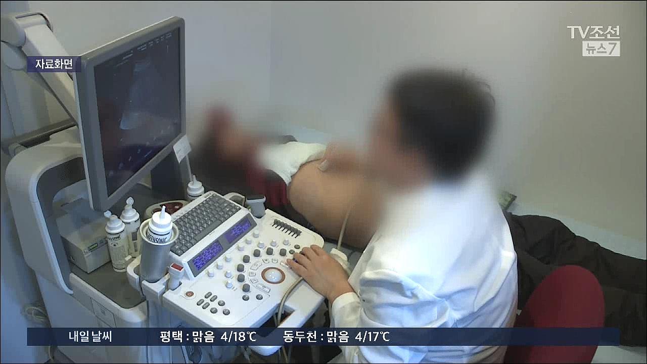 '의사 상복부 초음파 검사만 건강보험 적용'…방사선사 집단 반발