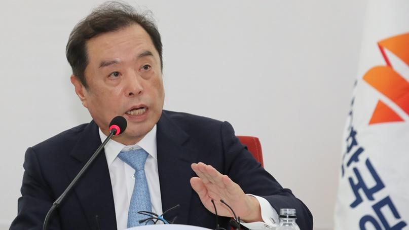 김병준 '현 정부 부동산 정책, 참여정부와 같지 않다'