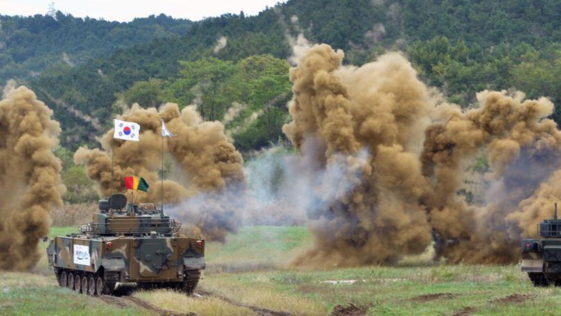 대한민국 육군 최대 축제 '지상군 페스티벌' 5일 개막