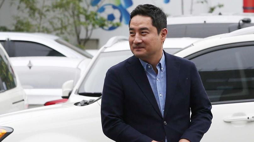 '사문서 위조 혐의' 강용석, 1심서 징역 1년 '법정 구속'