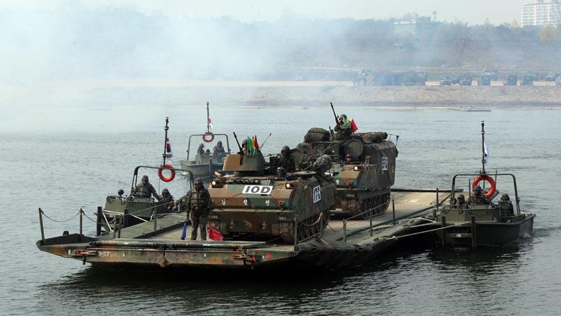 軍, '태극연습'·'호국훈련' 29일부터 실시…합참 '방어적 성격'