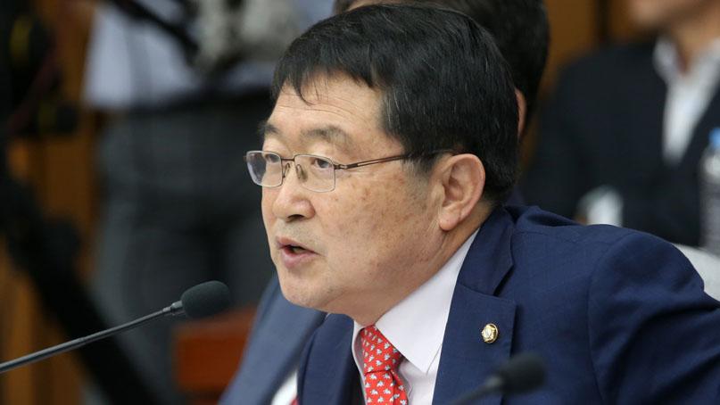 백승주 '국방부, '남북군사합의서 재정소요 산출 못했다'고 해'