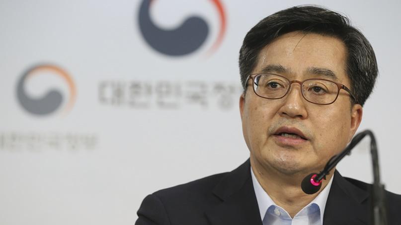 김동연, 연일 국회 찾아…예산안 처리 당부