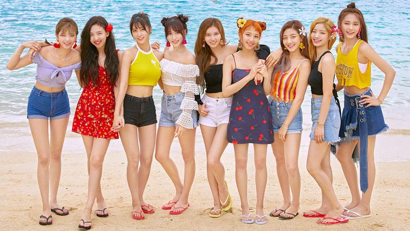 트와이스, 내년 日 돔투어 확정…'K팝 걸그룹 최초'