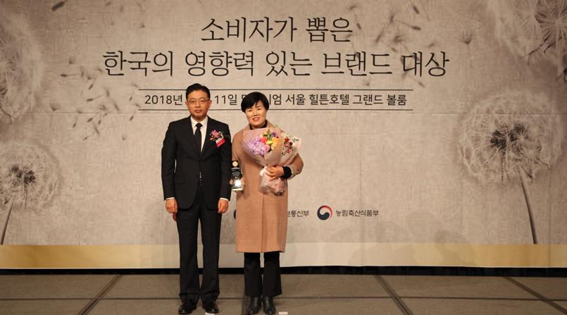 [소비자가 뽑은 한국의 영향력 있는 브랜드 대상] 경주시 - 역사문화관광도시 부문