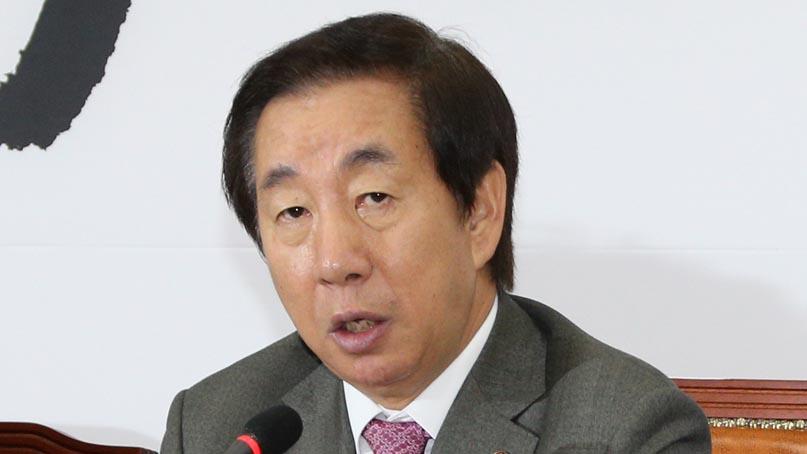 김성태, 딸 특혜 취업 의혹 보도에 '근거없는 물타기'