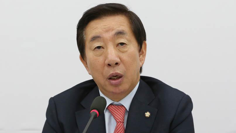 김성태 '딸 특혜 의혹 기사에 등장하는 '사무국장 ㄱ씨'는 유령 인물'