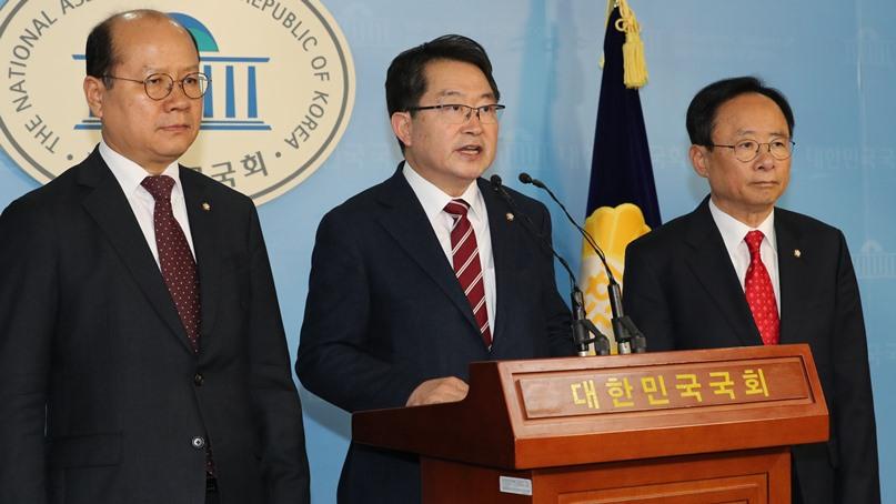 野  '청와대 행정관 군 인사개입 논란 진상규명 요구할 것'