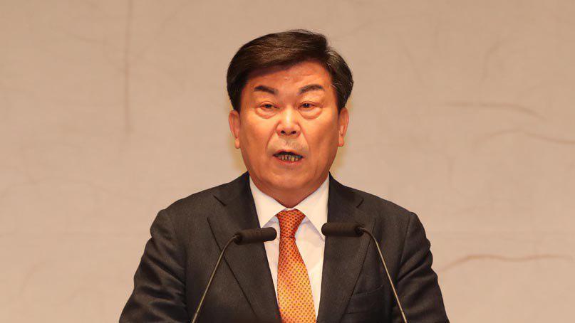 박성택 중기중앙회 회장 '최저임금 차등화하고 주휴수당 폐지해야'
