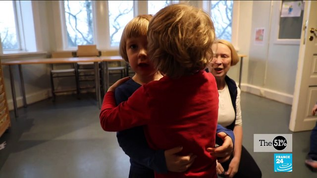 [France 24] Teaching children about gender: Iceland's answer to break down stereotypes