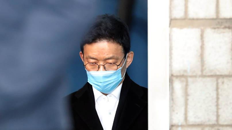 '서지현 인사보복 혐의' 안태근 1심 징역 2년…법정구속