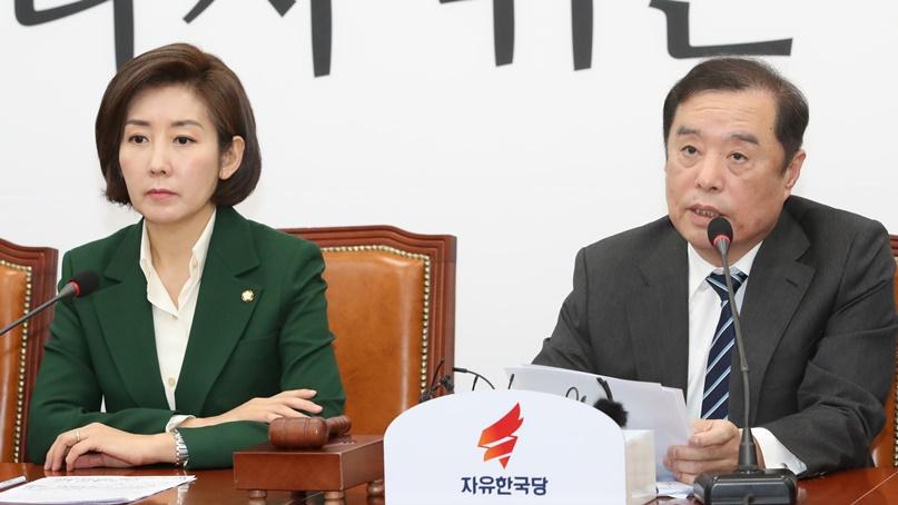 한국당, 다음주 방미단 파견…'비핵화 없는 종전선언 안돼'