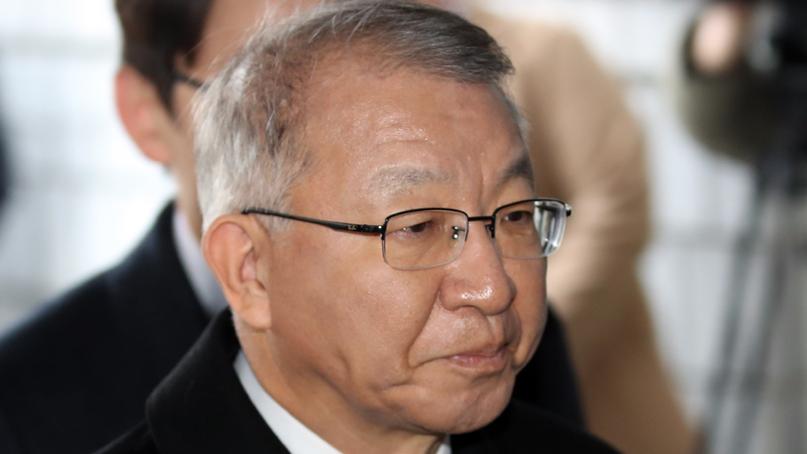 검찰, 양승태 전 대법원장 구속 기소…공소사실만 47개