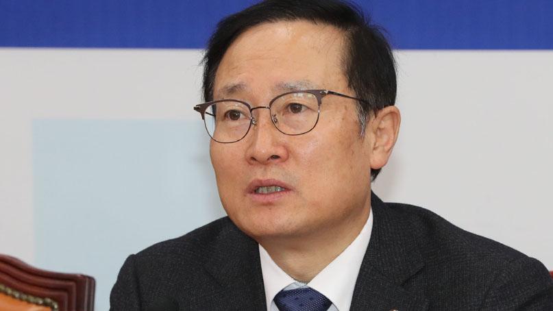 홍영표 '한국당, 낡은 사고 고집말고 냉전 사슬에서 벗어나야'