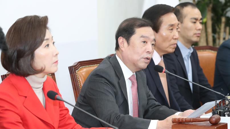 김병준 '美·北은 이득 챙기는데 우리만 핵 이고 사나'