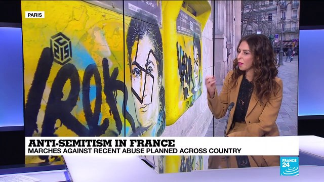 [France 24] Antisemitism in France - Simone Rodan-Benzaquen reacts