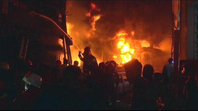 [Al jazeera] Huge fire kills scores in old part of Bangladeshi capital Dhaka