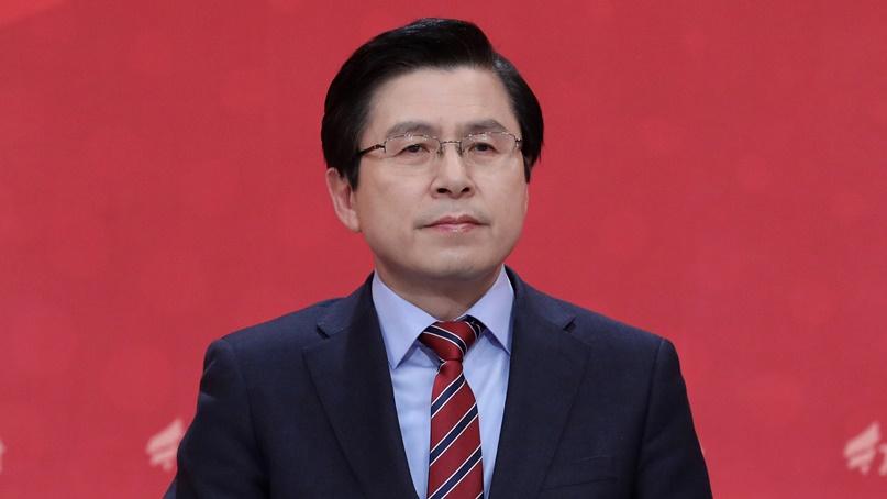 황교안 '文정부, 정치보복…바른미래와 당대당 통합 할 수 있어'
