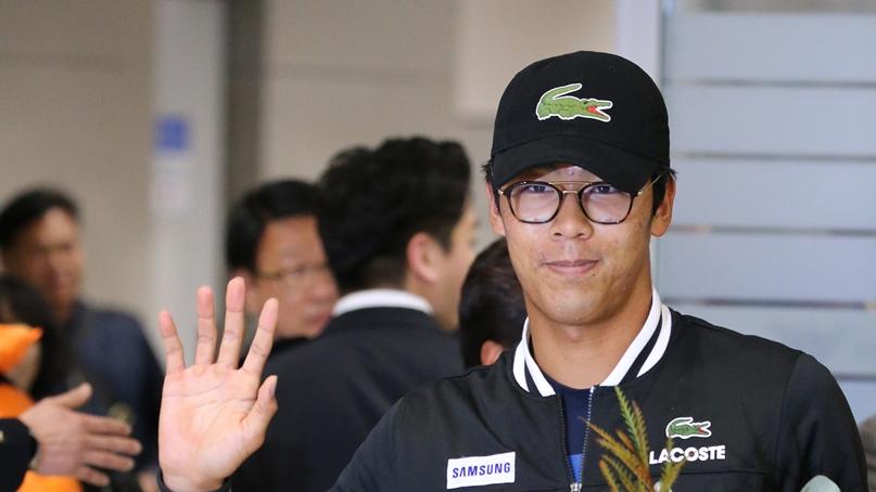 '테니스 간판' 정현, 세계 랭킹 92위로 29계단 하락