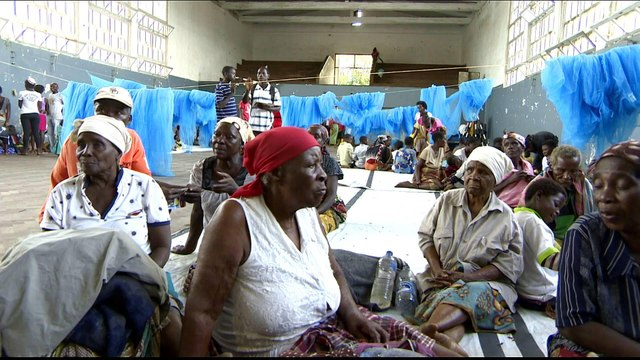 [Al jazeera] Cyclone-hit Mozambique: cases of cholera, malaria, typhoid