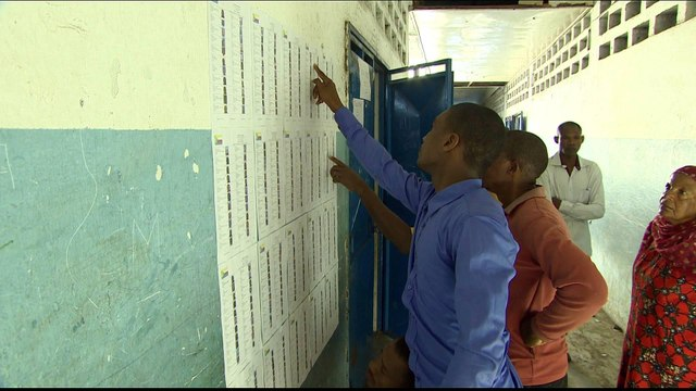 [Al jazeera] Comoros election: Opposition members say polls unfair and rigged