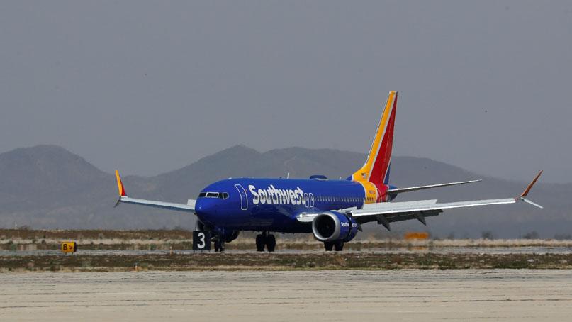 보잉 737 맥스 8, 이번에는 엔진고장 비상착륙