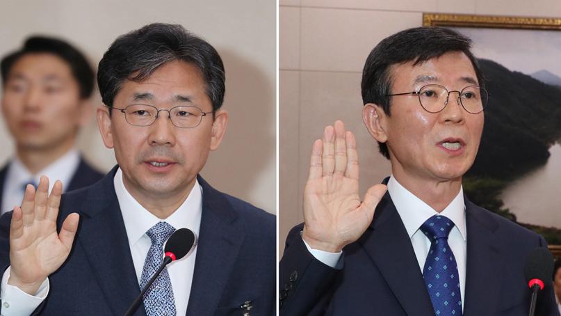 문성혁·박양우 청문보고서 채택 불발…이견 못 좁힌 여야