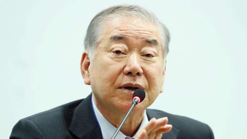 문정인 특보 '김정은, 핵실험장 폐쇄하고 감찰 수용해야'