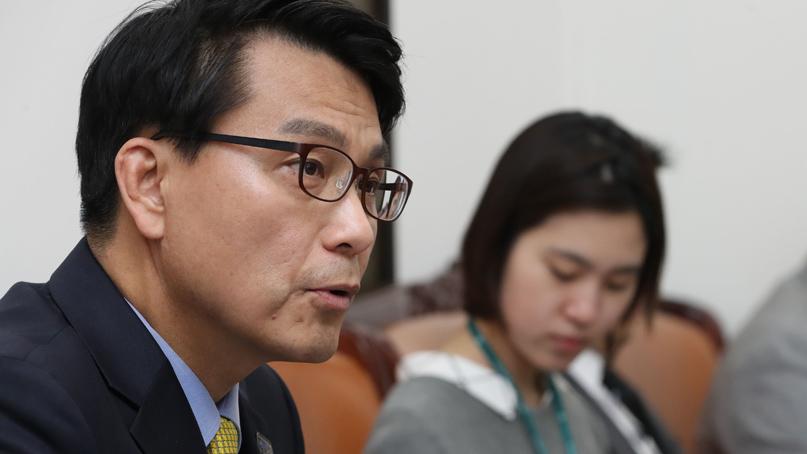 윤상현 '외교부 의전 문제는 기강해이…대북 인도 지원 촉구'