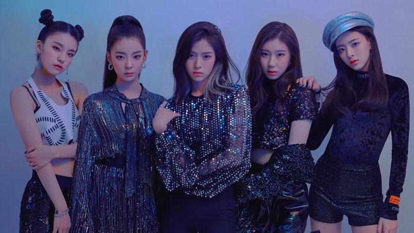 JYP 걸그룹 있지 '달라달라'MV, 유튜브 1억뷰 달성