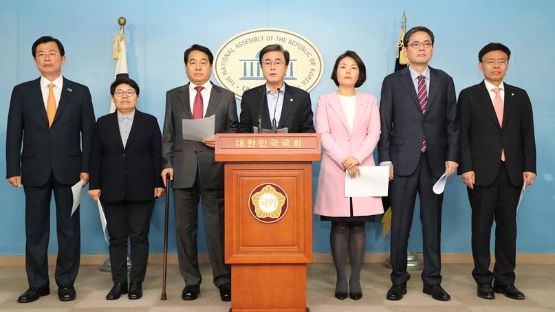 한국당 '김학의 사건 재수사 특검 도입해야'