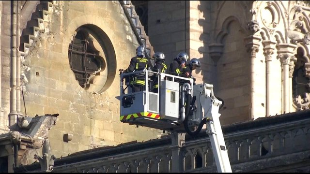 [Al jazeera] France to launch global competition to rebuild Notre Dame spire
