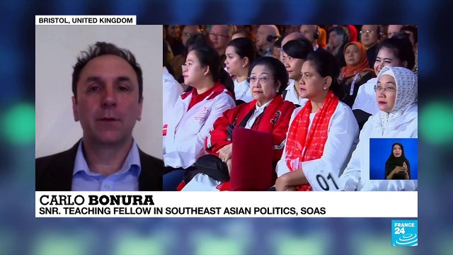 [France 24] Indonesian elections: 'We're currently in a phase where public religion is becoming more conservative'