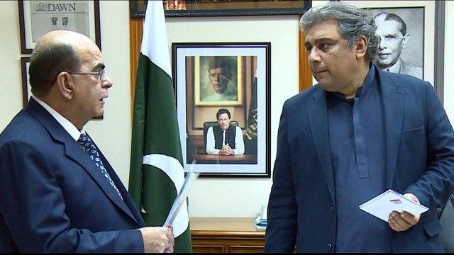 [Al jazeera] Pakistan PM commits investment in Karachi port to boost trade