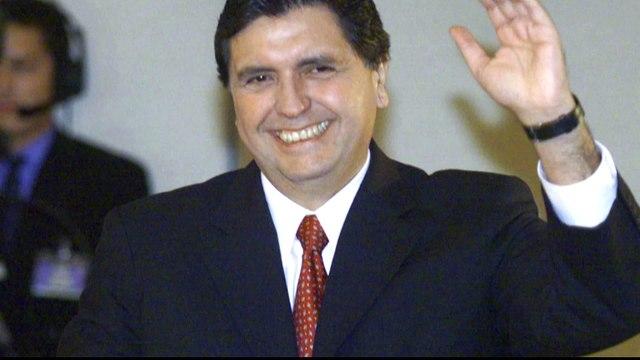 [Al jazeera] Peru ex-leader Garcia dies after shooting himself before arrest