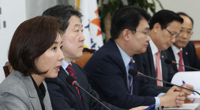 한국당 '北석탄 밀반입 의혹 선박 1척 추가 확인'